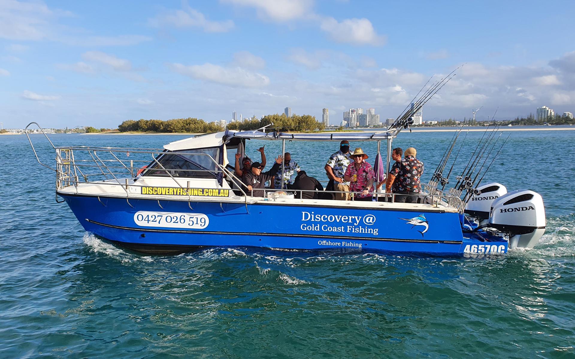 Gold Coast Calm Water Fishing